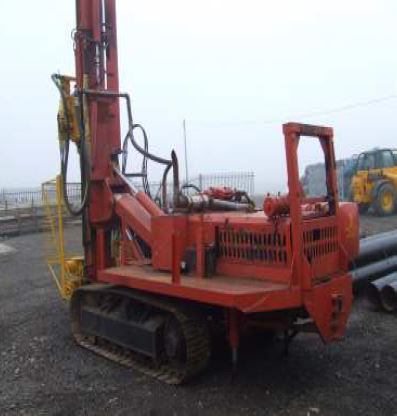Terramec Tracked, drillcorp, drilling rig